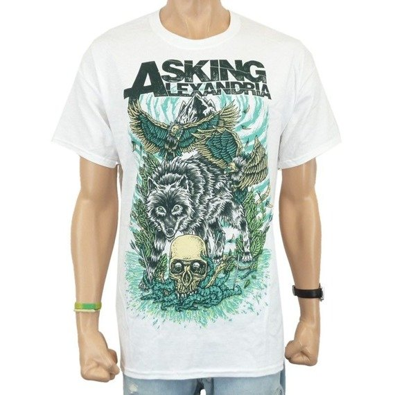 koszulka ASKING ALEXANDRIA - WINTER WOLF