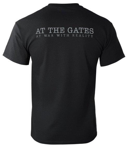 koszulka AT THE GATES - AT WAR WITH REALITY