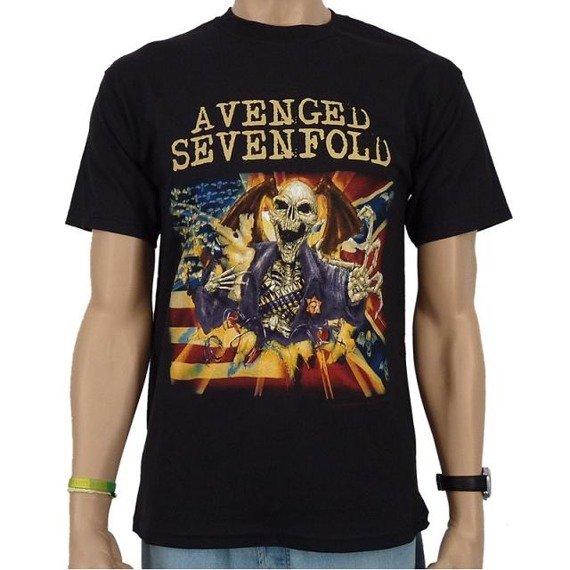 koszulka AVENGED SEVENFOLD - CONFEDERATE