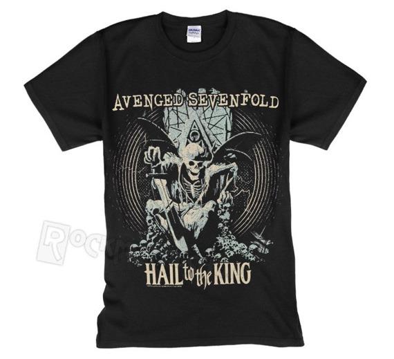 koszulka AVENGED SEVENFOLD - HAIL TO THE KING