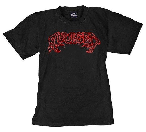koszulka AVULSED - RED LOGO
