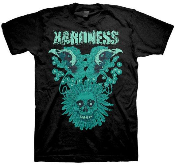 koszulka BARONESS - SKULL
