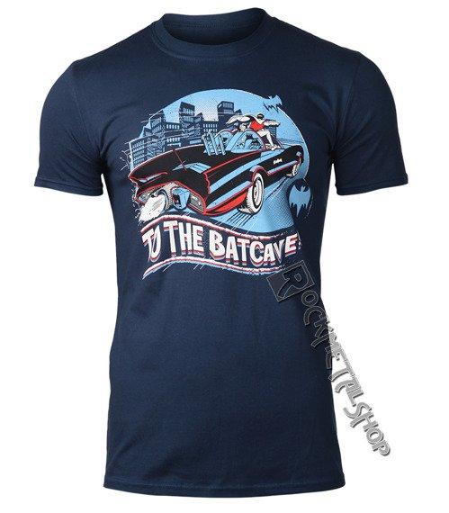 koszulka BATMAN - 1966 TO THE BATCAVE
