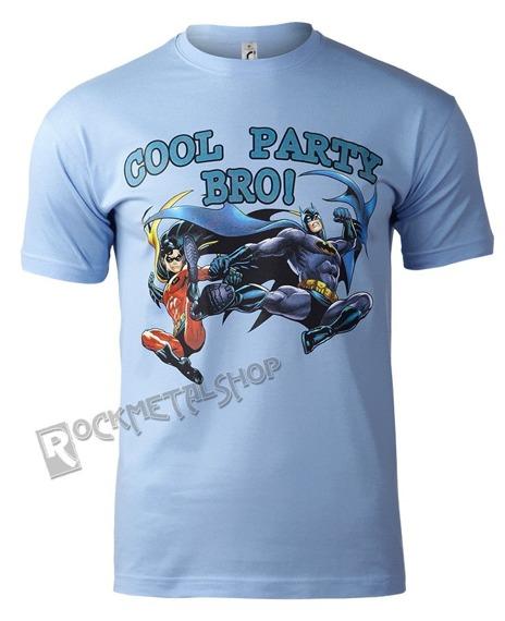 koszulka BATMAN - COOL PARTY BRO