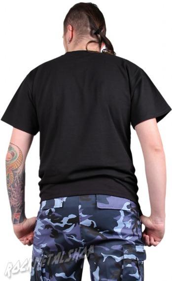 koszulka BLACK ICON - BELZEBUB (MICON005 BLACK)