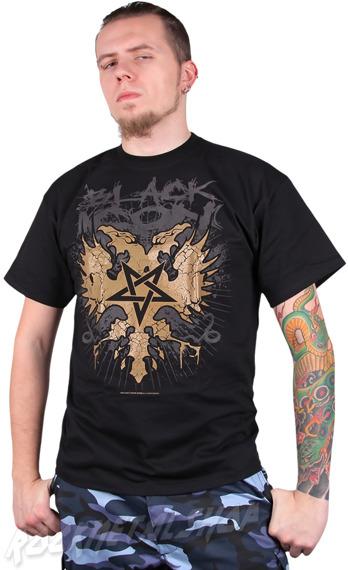 koszulka BLACK ICON - EAGLE (MICON012)