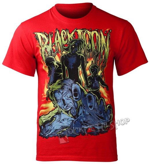 koszulka BLACK ICON - FAMILY DINNER (MICON073 RED)