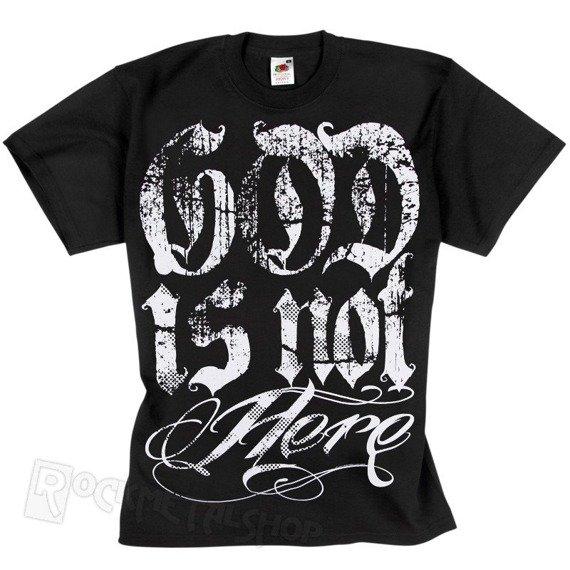 koszulka BLACK ICON - GOD (MICON130 BLACK)