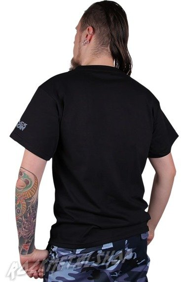 koszulka BLACK ICON - MAN (MICON022 BLACK)
