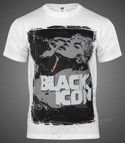 koszulka BLACK ICON - MISS MY I biała (MICON077 WHITE)
