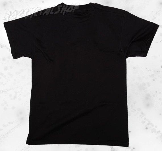 koszulka BLACK ICON - PELICAN czarna (MICON045BLC)