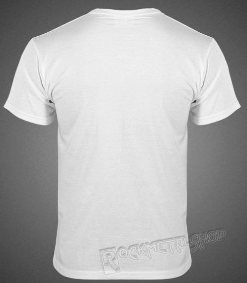 koszulka BLACK ICON - SEX, DRUGS... (MICON149 WHITE)