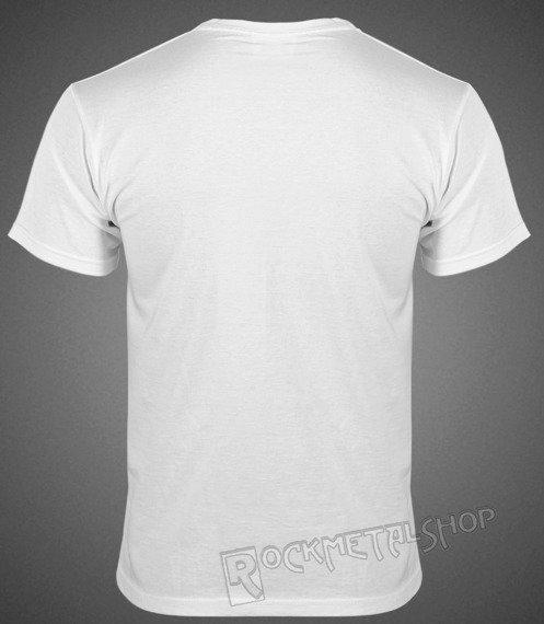koszulka BLACK ICON - SEX, DRUGS... biała (MICON102 WHITE)