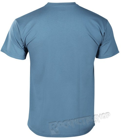 koszulka BLACK ICON - SMURFS (MICON090 SKY BLUE)