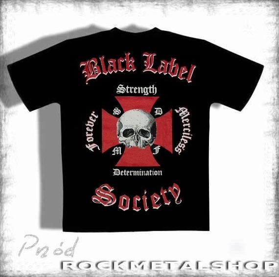 koszulka BLACK LABEL SOCIETY (F. 766)