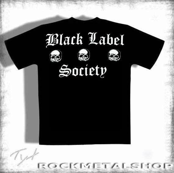 koszulka BLACK LABEL SOCIETY (R. 555)