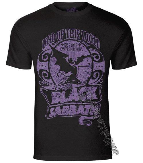 koszulka BLACK SABBATH - LORD OF THIS WORLD