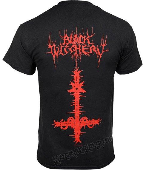 koszulka BLACK WITCHERY - UPHEAVAL OF SATANIC MIGHT