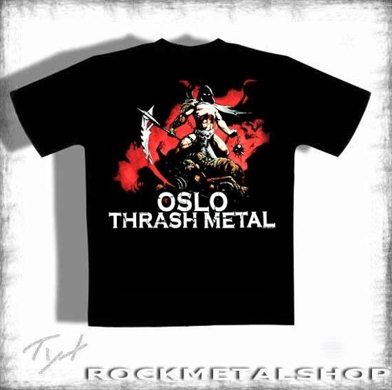 koszulka  BLOOD TSUNAMI -THRASH METAL