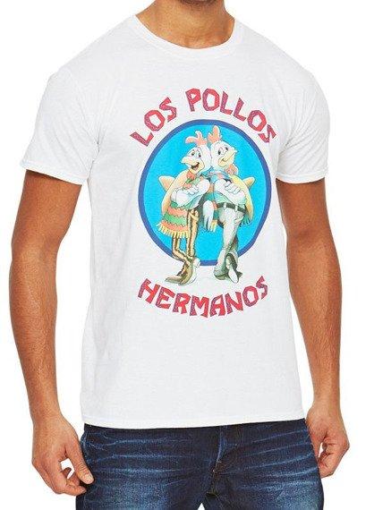 koszulka BREAKING BAD - LOS POLLOS