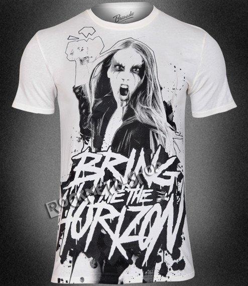 koszulka BRING ME THE HORIZON - BLACK METAL