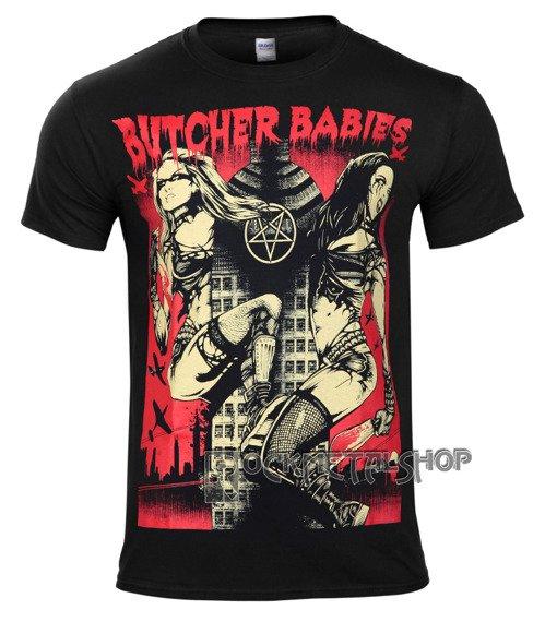 koszulka BUTCHER BABIES - TOWER OF POWER