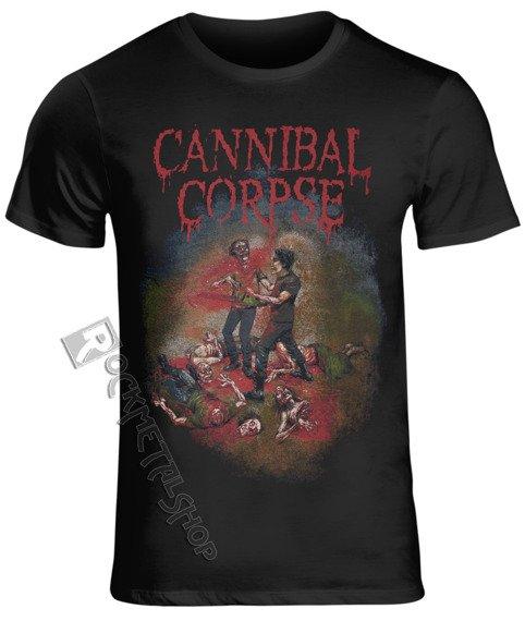 koszulka CANNIBAL CORPSE - CHAINSAW