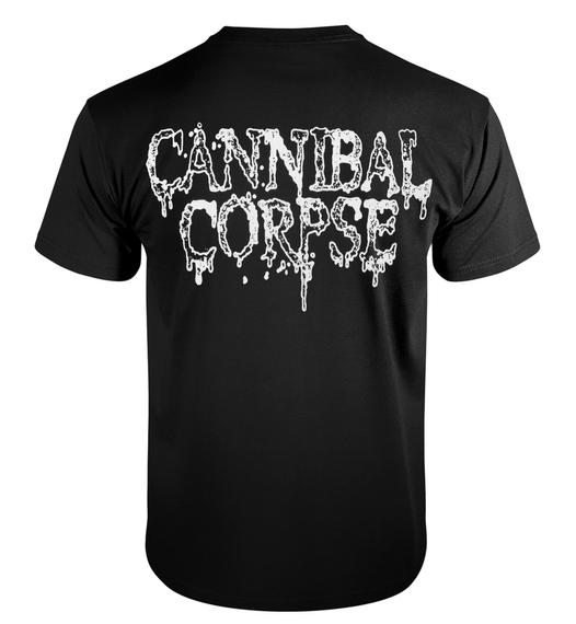 koszulka CANNIBAL CORPSE - TOMB OF THE MUTILATED