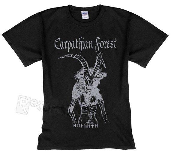 koszulka CARPATHIAN FOREST - INVERTED CROSS