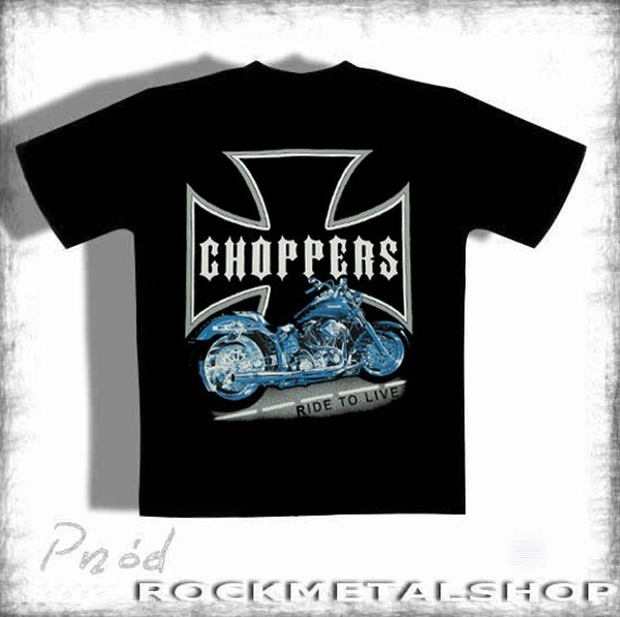koszulka CHOPPERS