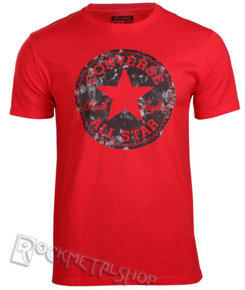 koszulka CONVERSE - AMT M1 TIE DYE CP RED