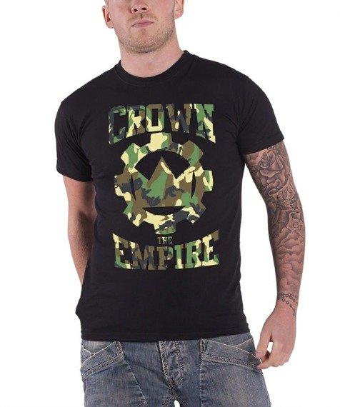 koszulka CROWN THE EMPIRE - RUN AND HIDE