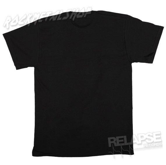 koszulka CULTED - BLACK COUGH