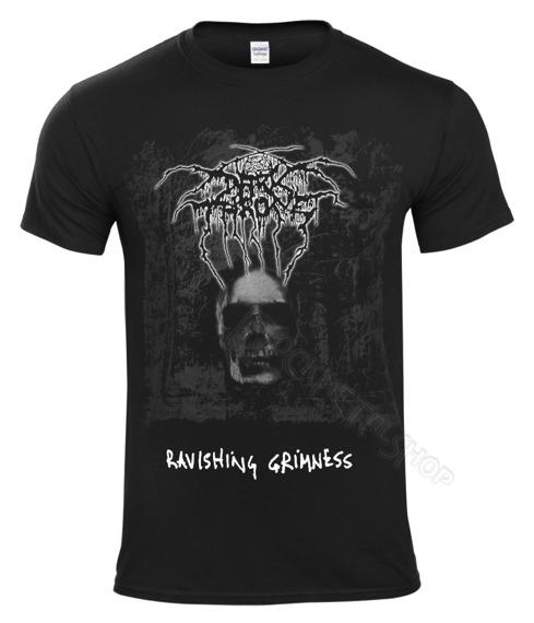 koszulka DARKTHRONE - RAVISHING GRIMNESS