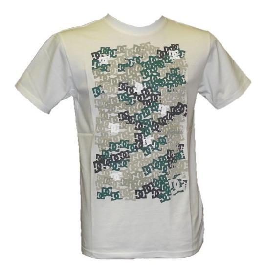 koszulka DC - CAMS (WHITE)