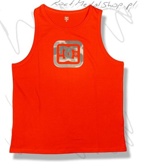 koszulka   DC REBELLION  - czerwona