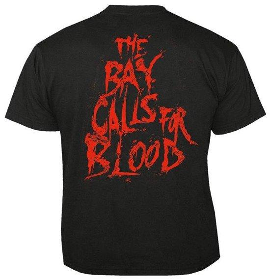 koszulka DEATH ANGEL - THE BAY CALLS FOR BLOOD