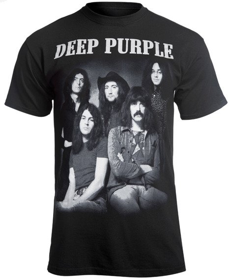 koszulka DEEP PURPLE - BAND