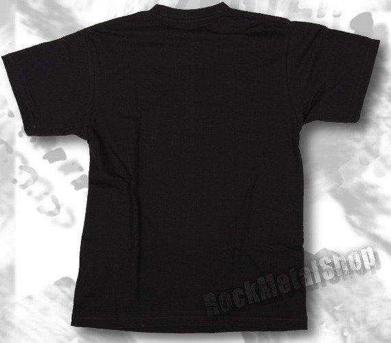 koszulka DEZERTER - PRAWO DO BYCIA IDIOTĄ czarna