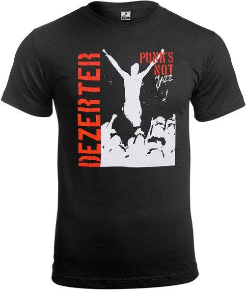 koszulka DEZERTER - PUNKS NOT JAZZ