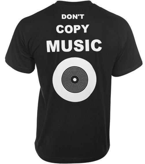 koszulka DONT COPY MUSIC
