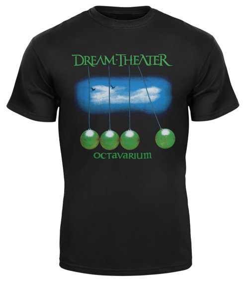 koszulka DREAM THEATER - A DRAMATIC TURN OF EVENTS