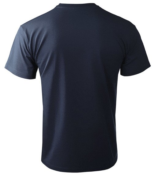 koszulka ELVIS PRESLEY - CAR granatowa