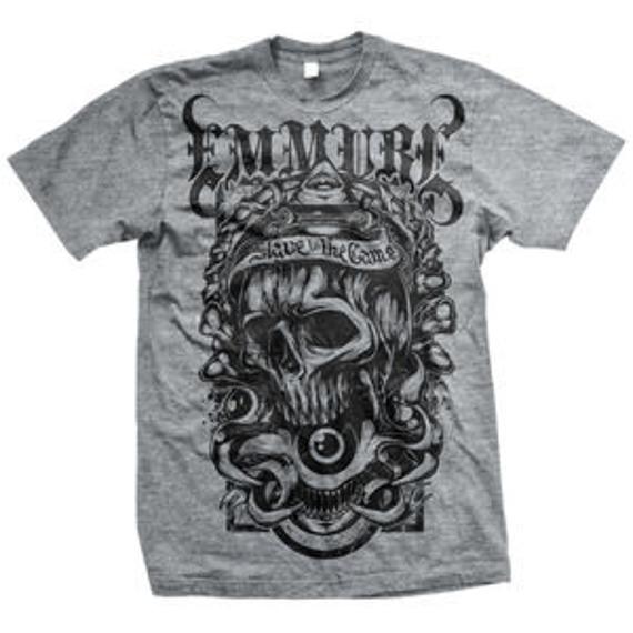 koszulka EMMURE - SEEING EYE SKULL