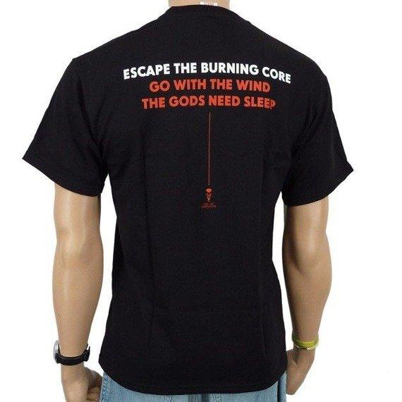 koszulka ENSLAVED - BURNING CORE