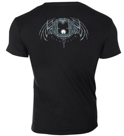 koszulka ENSLAVED Spiral