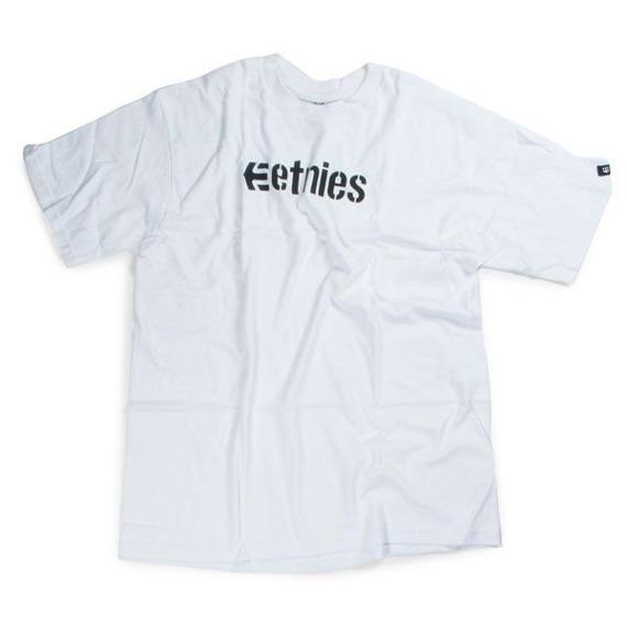 koszulka ETNIES - CORPORATE (WHITE) 09'