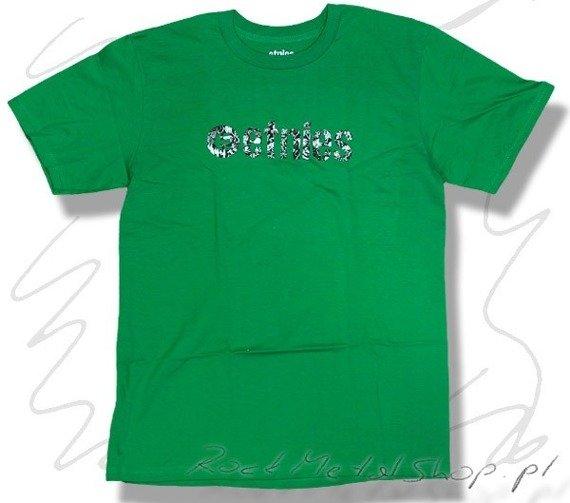 koszulka ETNIES DUNCE  KELLY GREEN  wiosna 2008