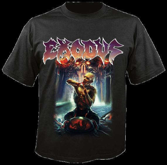 koszulka EXODUS - BLOOD IN BLOOD