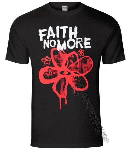 koszulka FAITH NO MORE - FLOWER